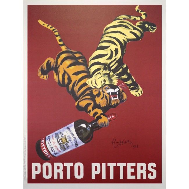 Porto Pitters canvas - La Grolla Pty Ltd