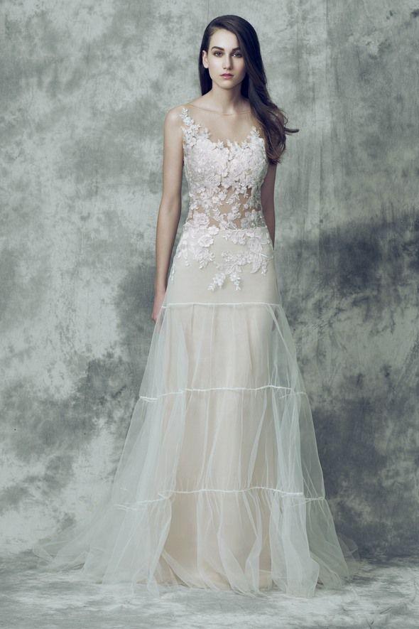 Bridal Gown Destination Romance - Style DR221