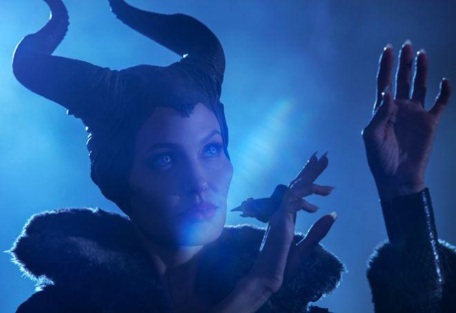 «Малефисента»: новые кадры с Анджелиной Джоли