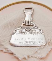 Victorian Luggage Tag