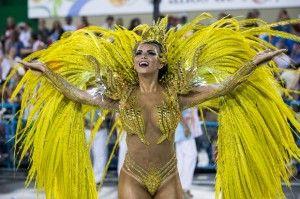 Viviendo el Carnaval de Río de Janeiro 2017