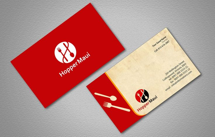 Create a logo for a restaurant delivery service in MAUI by krishna99