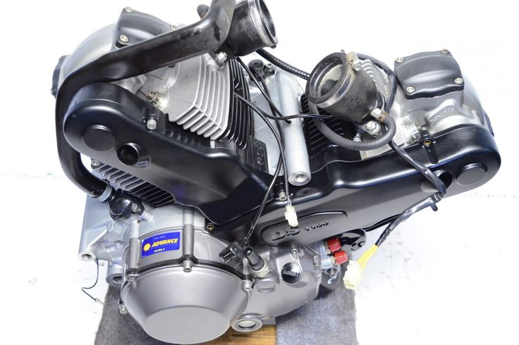 2009 Ducati Monster 1100 Engine Good DS1100 Motor 60 Day Warranty - Used Motorcycle Parts