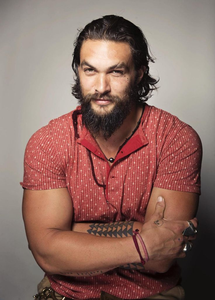 Jason Momoa - Khal Drogo (Game of Thrones), I first saw him as Phillip Kopus on The Red Road (Sundance Channel)
