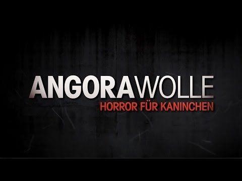 Angorawolle - Horror für Kaninchen / PETA