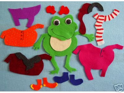 Froggy gets dressed flannel board stories pinterest for Froggy gets dressed template