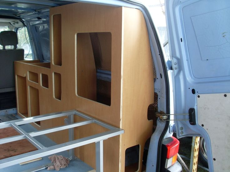 Vw t4 swb prototype kombi vw ideas pinterest for Vw t4 interior designs