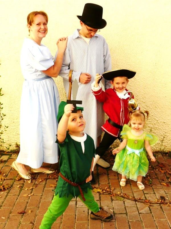 family halloween costume sets