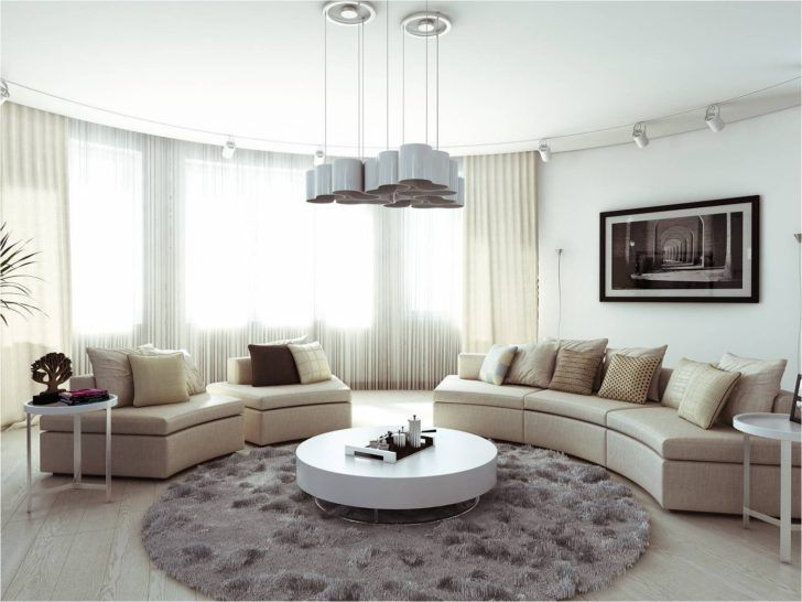 Living Room. Mesmerizing Area Cream Lear Upholstery Sofa Pendant Lamp Glossy…