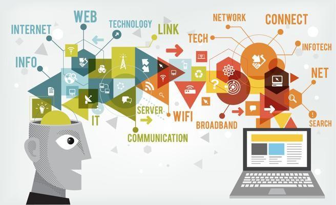 Los humanos le damos significado a toda la información que hay en la red