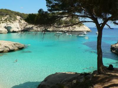 Cala Turqueta - Menorca
