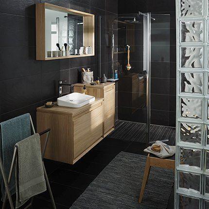 17 best images about salle de bain on pinterest - Meuble de salle de bains lapeyre ...