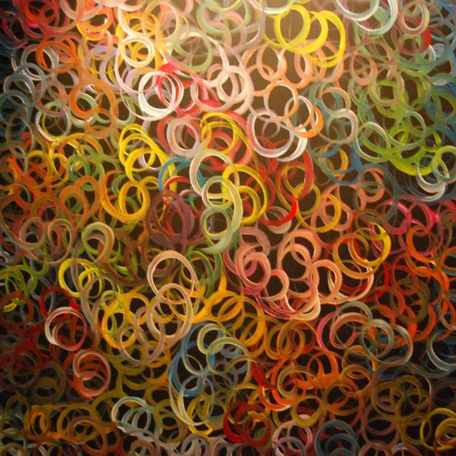 Louise Numina / Thorny Devil - aboriginal art