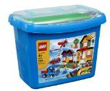 Creative LEGO building starts here! This sturdy and reusable deluxe storage box with removable lid includes everything you need to start imagining and building with LEGO construction! : :    http://www.reallygreatstuffonline.com/lego-bricks-more-deluxe-brick-box-5508-704-pieces-by-lego/
