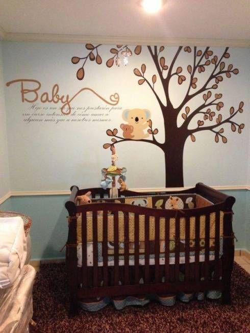 Cuarto bebe : Habitaciones infantiles de estilo translation missing: mx.style.habitaciones-infantiles.moderno por Arándano Decoraciòn