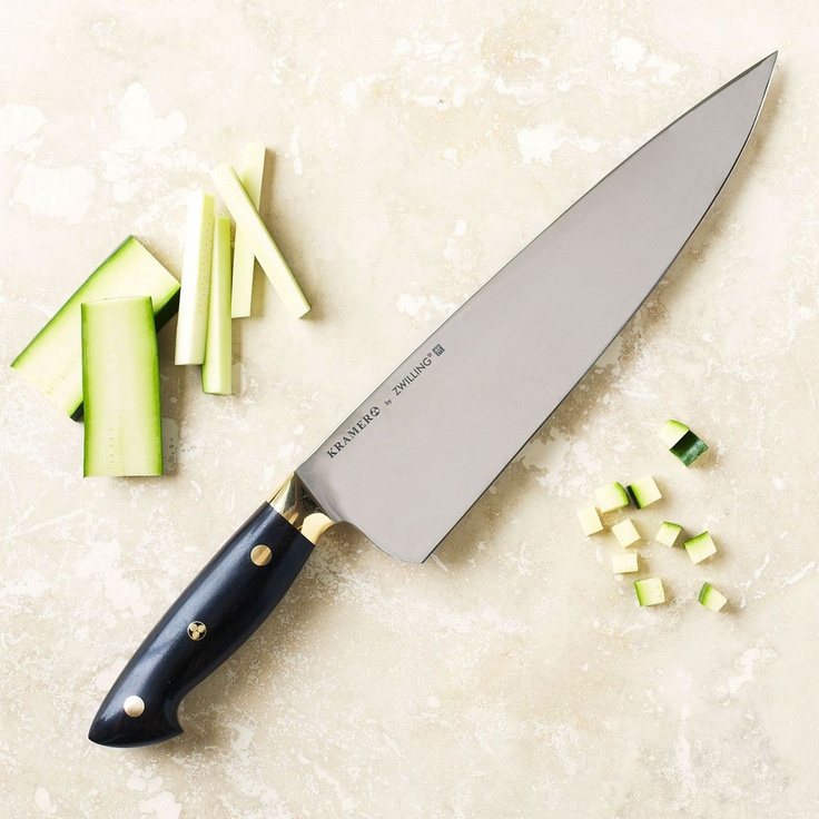 Bob kramer for henkel knives at sur la table