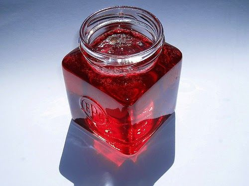 Recette de gelée de groseilles à l'ancienne, inratable, les astuce pour réussir sa prise en gelée.