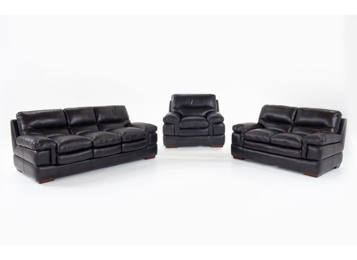My Carter Sofa, Loveseat & Chair have remarkable comfort along with a ton of value! Get the best for less with this traditional leather living room set, which is complete with my famous Bob-O-Pedic Memory Foam.