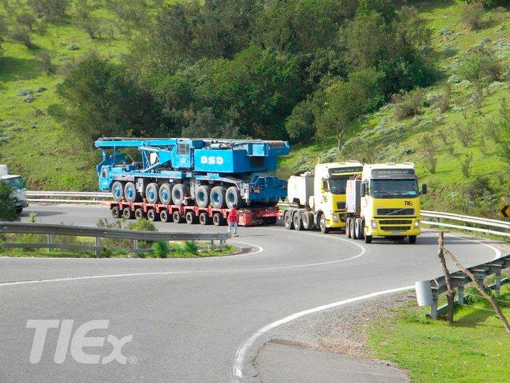 Proyectos de Ingeniería en transporte puestos en el camino para servir a las empresas públicas y privadas de los países del cono sur de América.