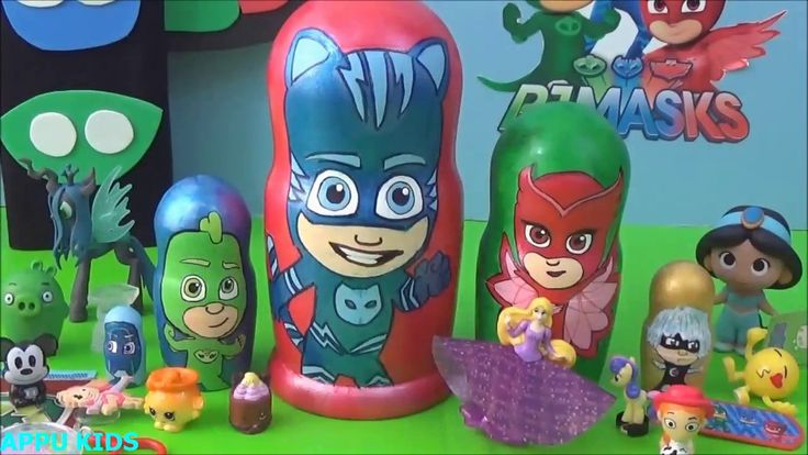 Pj masks episodes  Disney toys PJ Masks english Episode Kinder Surprises Eggs Pj masks episodes  Disney toys PJ Masks english Episode Kinder Surprises Eggs - APPU KIDS more videos for kids ! We have so much fun with Review Toys that we want to share our videos with you!! Come stop by!!  SUBSCRIBE  https://www.youtube.com/channel/UCVf3ltH5Scmv7LaZIxwoNxA For more videos for kids  check out the links below! - Pj masks episodes  Disney toys PJ Masks english Episode Kinder Surprises Eggs  PJ…