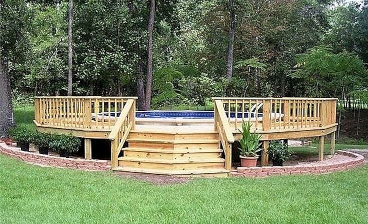 Top 55 Diy Above Ground Pool Ideas On A Budget