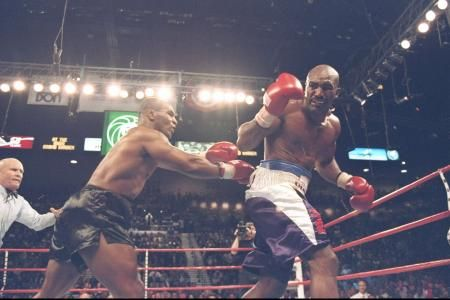 No. 151. Mike Tyson Bites off Evander Holyfield's Ear