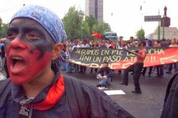 Convocatorias Gráfica y Libro Colectivo: a 15 años de la huelga en la UNAM por una educación pública y gratuita para todos