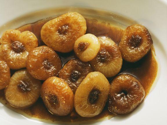Marinierte weiße Zwiebeln ist ein Rezept mit frischen Zutaten aus der Kategorie Zwiebelgemüse. Probieren Sie dieses und weitere Rezepte von EAT SMARTER!