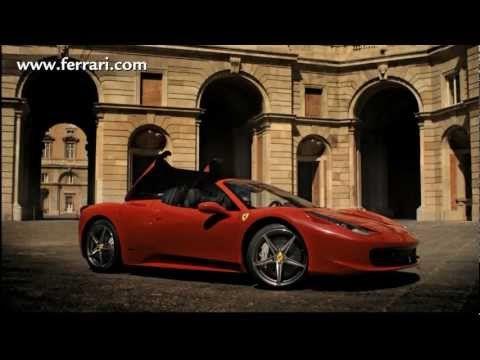 Ferrari 458 Spider (Official Video) - YouTube