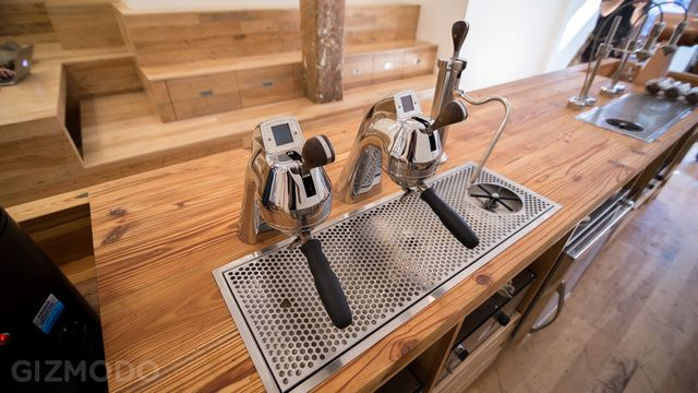 Coffee Mastery Lives in Counter Culture's Geared Out Training Center