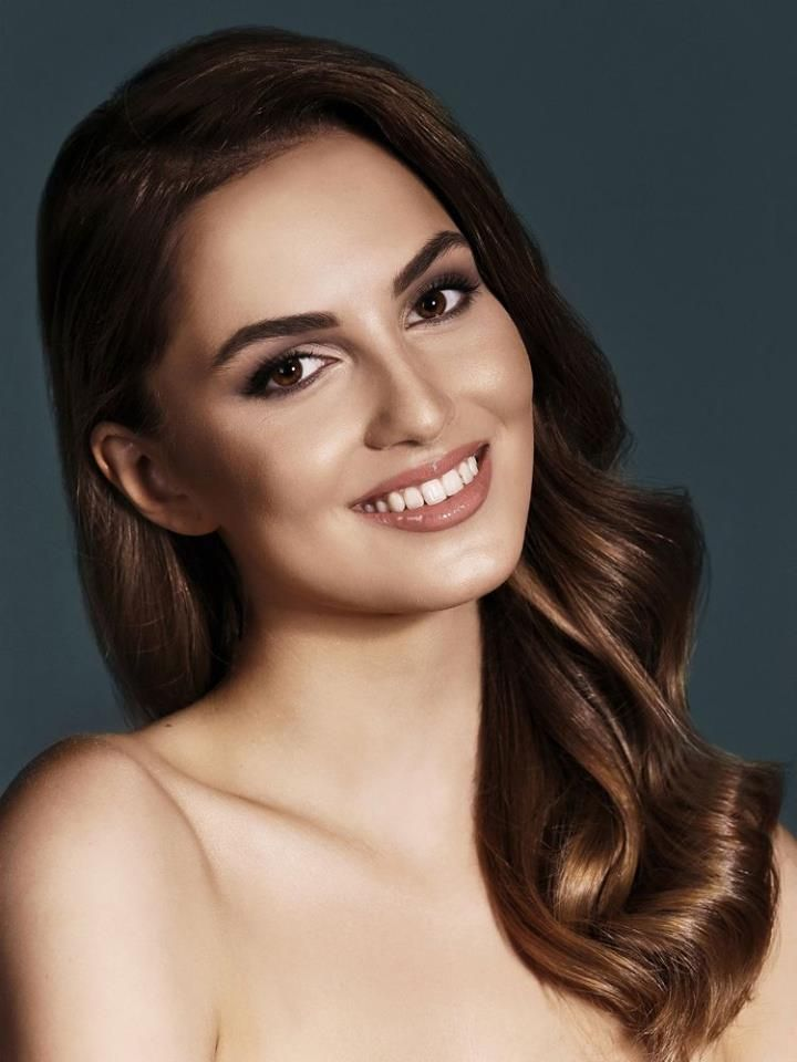 Kristína Činčurová - Miss of Slovak Republic 2016