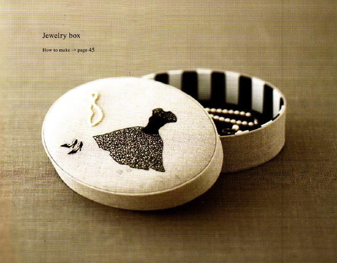 Jewelry box by Reiko Mori
