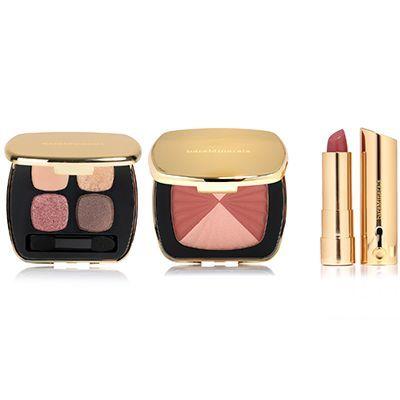 Mit bareMinerals® Lovescape Limited Collection Make-up-Set hast du Alles was du brauchst für ein Wedding Make-Up