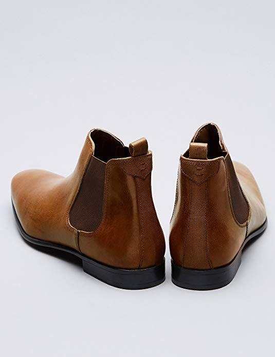 d518f007caf5ec FIND Herren Chelsea Boots Rauleder  Amazon.de  Schuhe   Handtaschen  (Affiliate-Link)