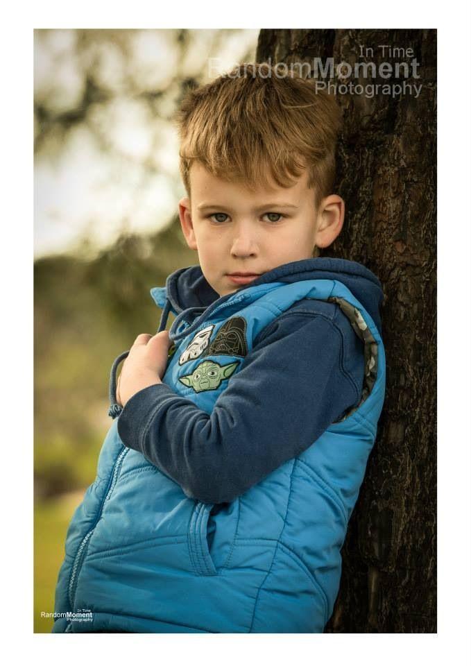Kids photography, fun location shoot