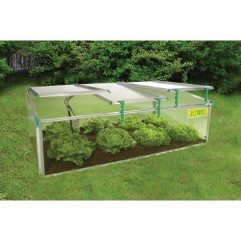Cold Frame Mini Greenhouse And Costco On Pinterest