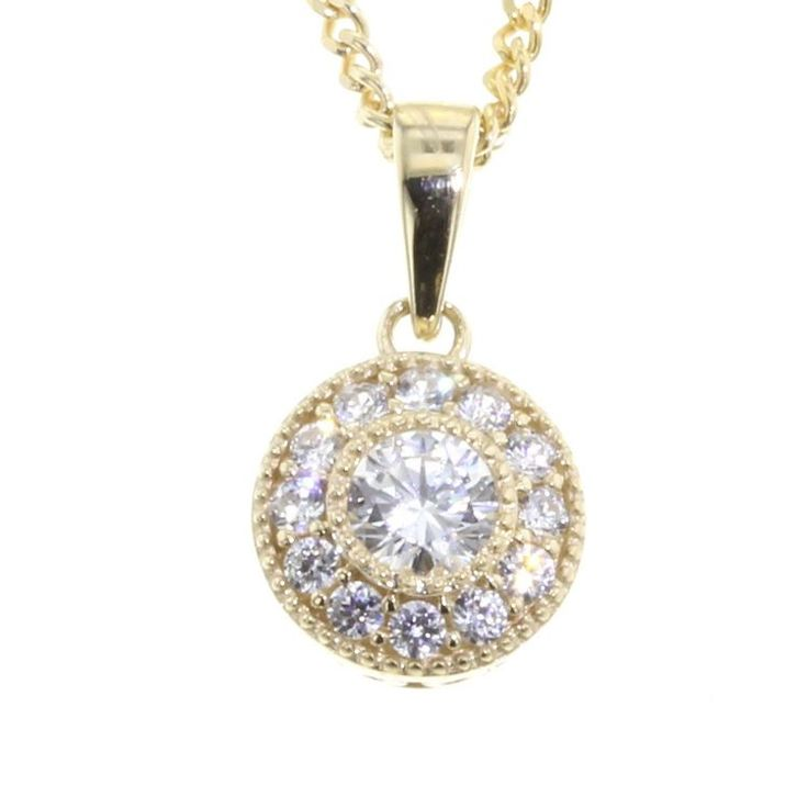 Buy our Australian made 9ct Yellow Gold Circle Pendant - PDS-018 online. Explore our range of custom made chain jewellery, rings, pendants, earrings and charms.