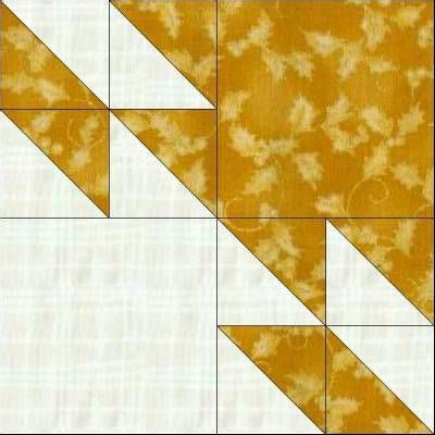 Cascade Quilts: Hunter's Star tutorial  YEAH an easy way to make Hunter's Star without those awkward diamonds, alll HSTs and squares.  Now I really will make one!!