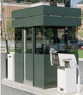 PK-436 Parking Booth Company