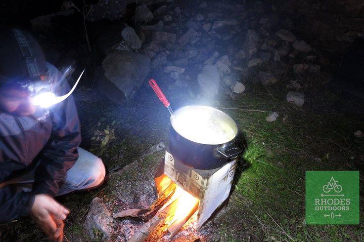 Ag.Isidoros Camping Rhodes isl. #RhodesOutDoors