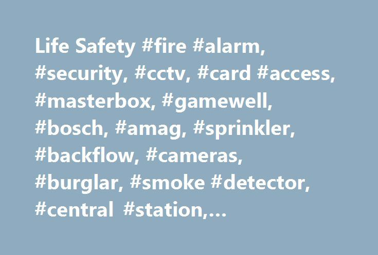 Life Safety #fire #alarm, #security, #cctv, #card #access, #masterbox, #gamewell, #bosch, #amag, #sprinkler, #backflow, #cameras, #burglar, #smoke #detector, #central #station, #monitoring, #inspection http://singapore.remmont.com/life-safety-fire-alarm-security-cctv-card-access-masterbox-gamewell-bosch-amag-sprinkler-backflow-cameras-burglar-smoke-detector-central-station-monitoring-inspectio/  # Life Safety Asset Protection Davco exclusively offers a complete line of Gamewell/FCI fire…