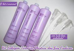 Resenha: Selagem térmica Plástica dos Fios Cadiveu  http://www.euvouderosa.com/2012/04/resenha-selagem-termica-plastica-dos.html