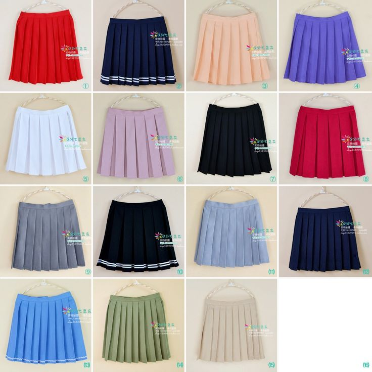 Skirts Womens Hot Sale Women's Pleated Plus Size Xs 4xl Uniforms Skirt For Women Students High Quality Solid Tennis-in Skirts from Women's Clothing & Accessories on Aliexpress.com | Alibaba Group
