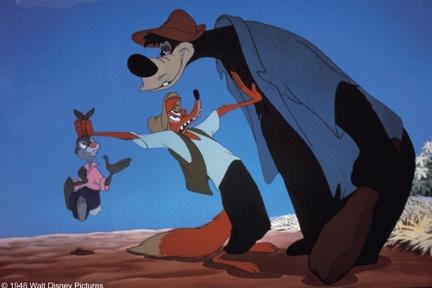 Brer Bear, Brer Fox & Brer Rabbit | Disney | Pinterest