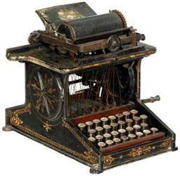 First practical typewriter
