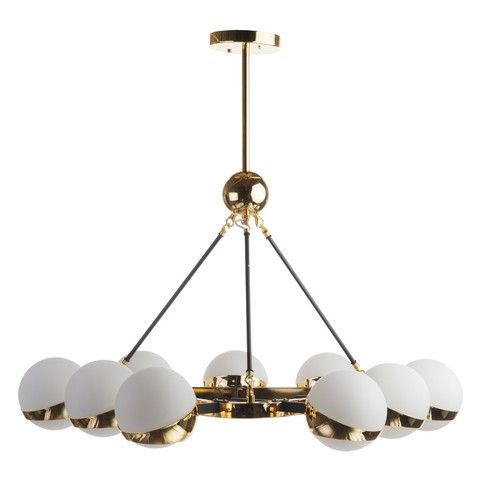 The Lise Chandelier Find This Pin And More On Lighting
