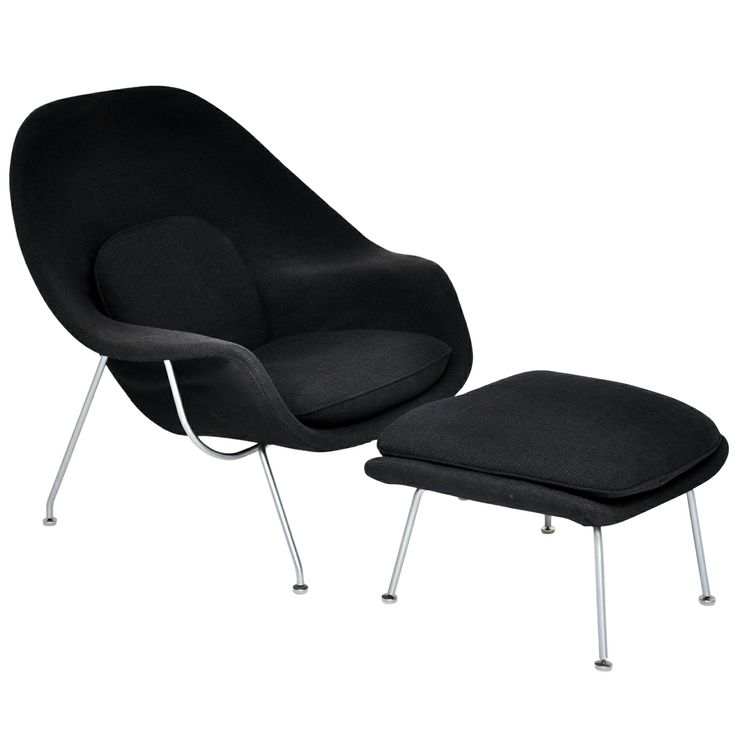 Eero Saarinen Womb Chair For Knoll | Womb Chair, Modern Lounge And Product  Design