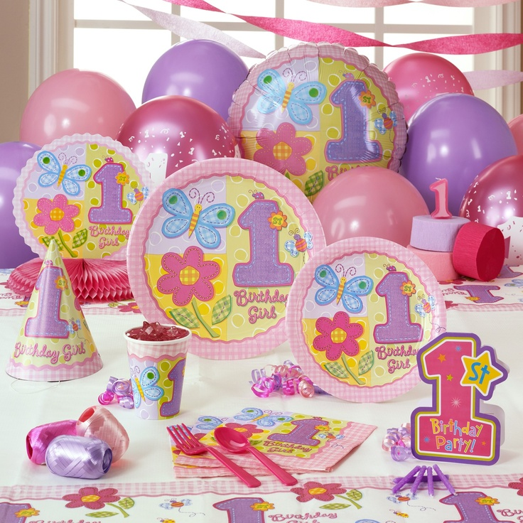 17 best ideas about 1st birthday parties on pinterest for 1st birthday party decoration packs