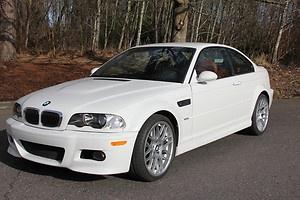 2005 BMW M3 with CSL Wheels