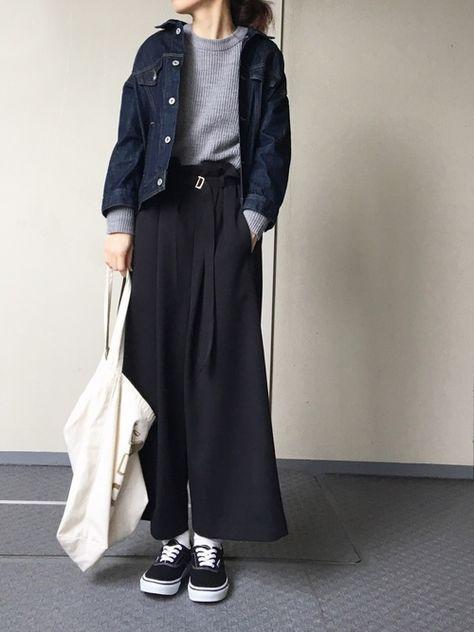 studio CLIPのデニムジャケット「デニム7分袖Gジャン」を使ったChocorooのコーディネートです。WEARはモデル・俳優・ショップスタッフなどの着こなしをチェックできるファッションコーディネートサイトです。